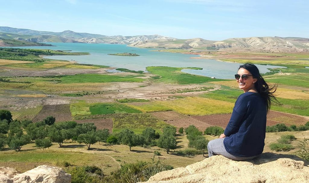 Photo Album: Arab Woman Quits Job to Travel World