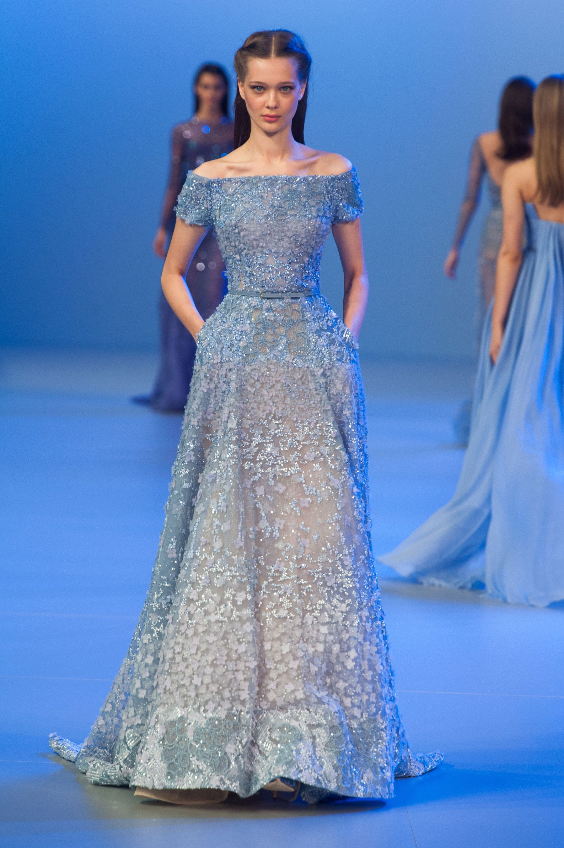 Elie Saab Haute Couture Spring 2014 We Bet You One Of
