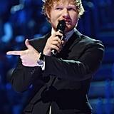 February 17 — Ed Sheeran