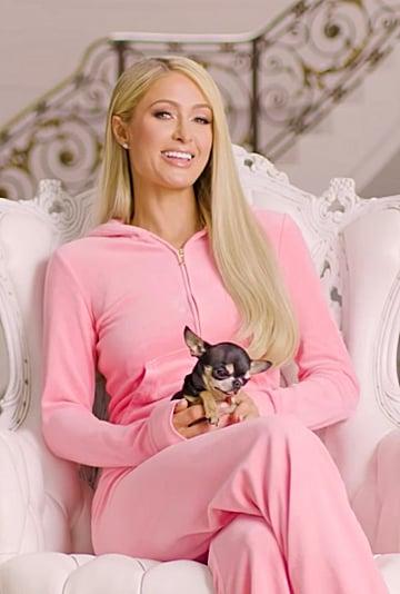 Watch Paris Hilton's Juicy Couture Vogue Video Interview