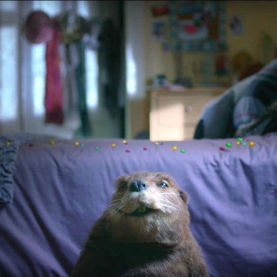 Skittles Super Bowl Commercial