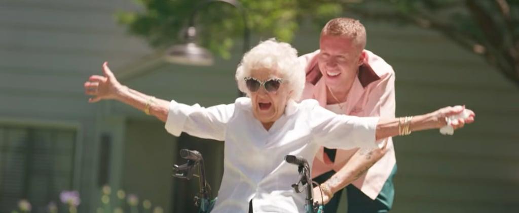 """Macklemore """"Glorious"""" Music Video"""