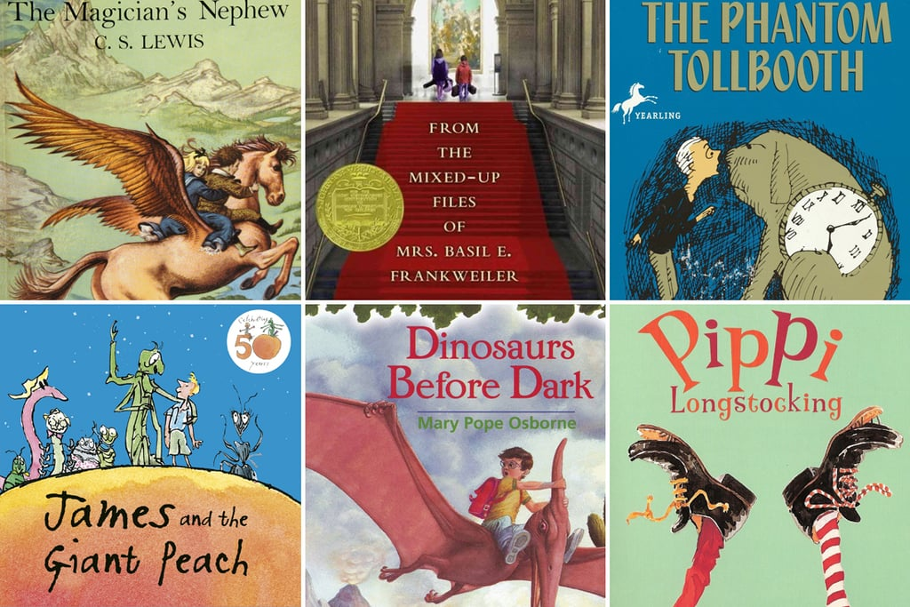 Chapter Books To Read To Kids Popsugar Family
