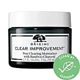 Best Face Moisturiser For Acne-Prone Skin: Origins Clear Improvement Pore Clearing Moisturiser