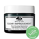 Best Face Moisturizer For Acne-Prone Skin: Origins Clear Improvement Pore Clearing Moisturizer