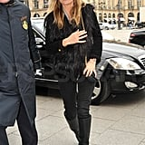 Pictures of Kate Moss, Who's Engaged to Jamie Hince