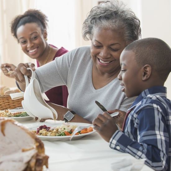 CDC's Thanksgiving Safety Guidelines For Families 2020