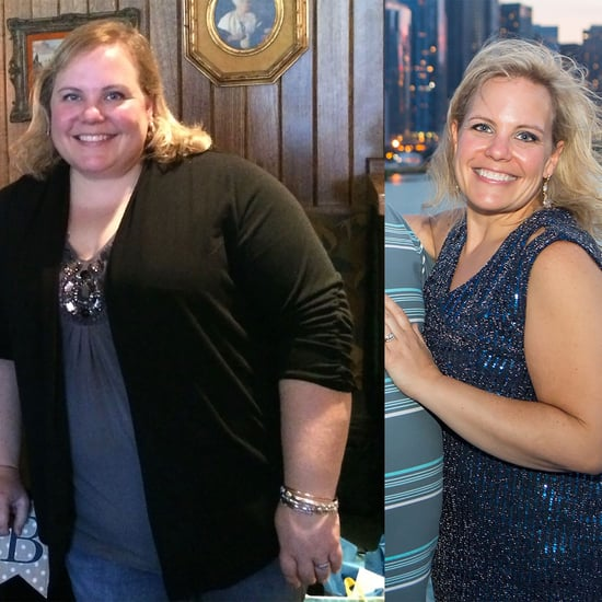105 Pound Weight Loss Transformation