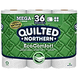 Quilted Northern EcoComfort Toilet Paper