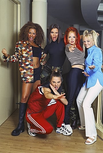 """The Spice Girls Created a """"Wannabe"""" T-Shirt For Pride"""