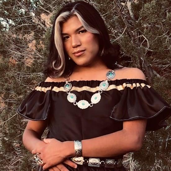 Indigenous Designer Geronimo Louie's TikTok Style Moments