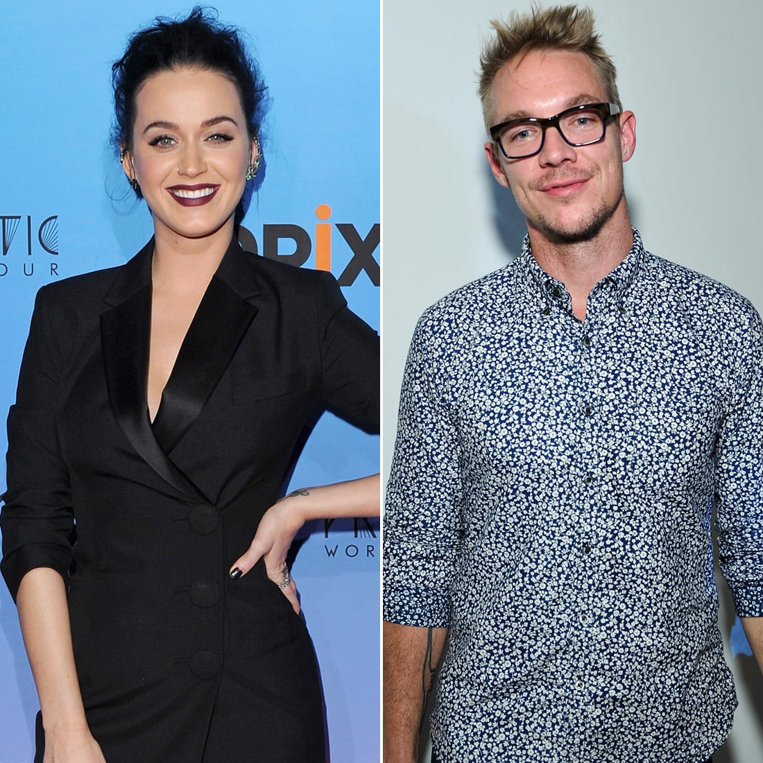 Diplo And Katy Perry >> Katy Perry Started Dating Diplo A Few Months After Her Split