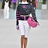 Chanel's Bringing Back Bermuda Shorts