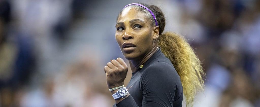 Serena Williams 100th US Open Match Win