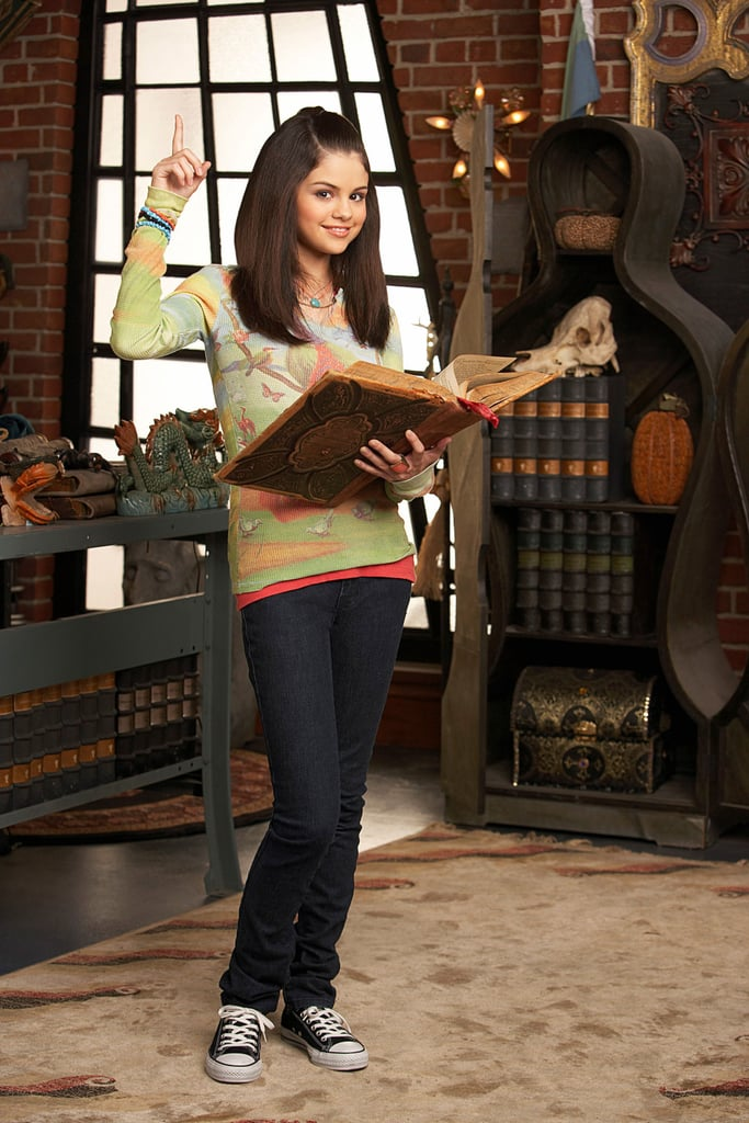 Alex Russo From Wizards of Waverly Place  sc 1 st  Popsugar & Alex Russo From Wizards of Waverly Place | Disney Channel Halloween ...