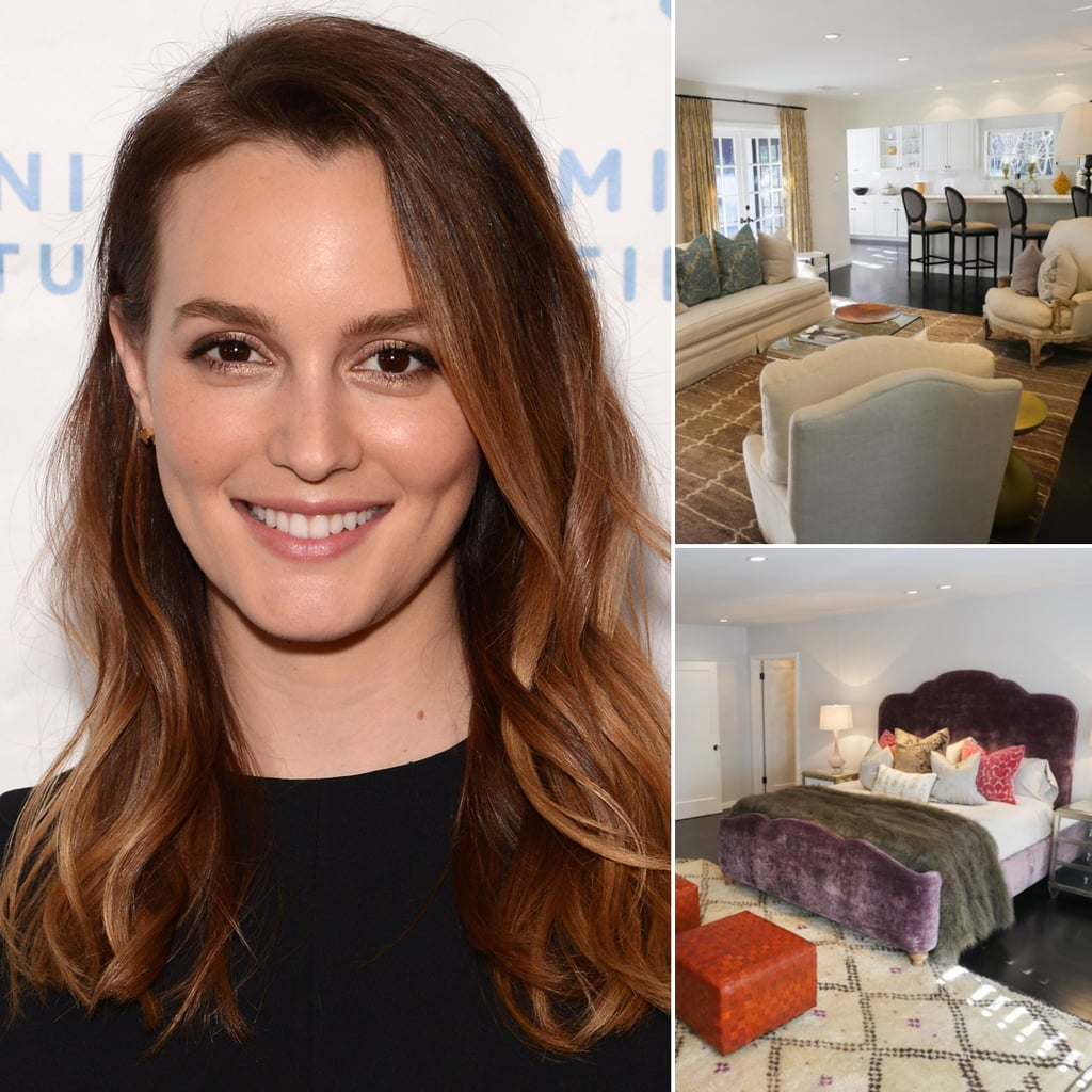 Leighton meester home photos popsugar home for Home decoration meester