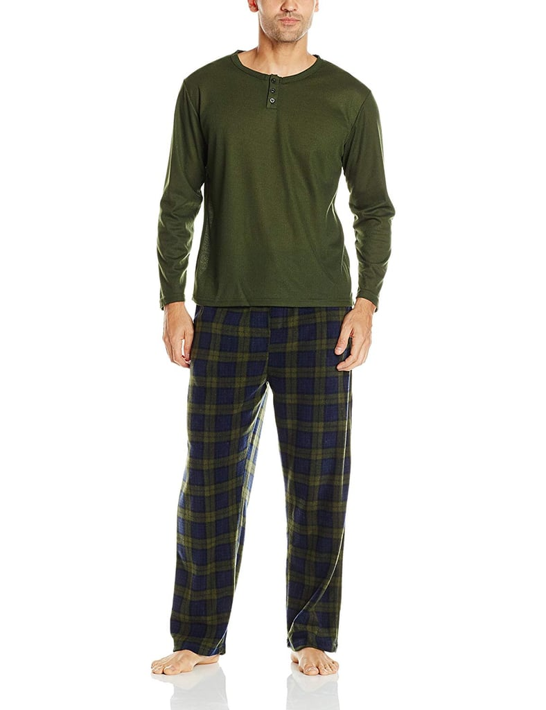 Essentials by Seven Apparel Men's Pajama Set