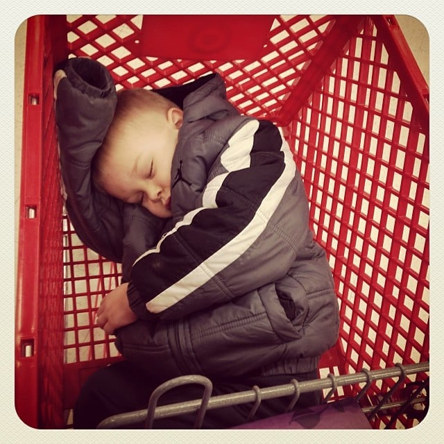 In a Shopping Cart