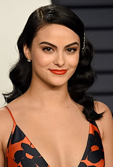 Camila Mendes Beauty Interview