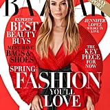 Jennifer Lopez's Harper's Bazaar February 2019 Cover