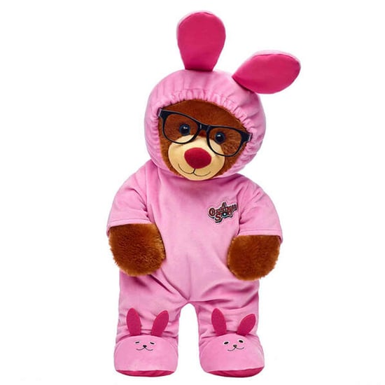 A Christmas Story Ralphie in Pink Bunny Suit Build-A-Bear