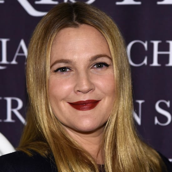 Drew Barrymore Uses Olaplex on Bleached Hair