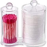 Cotton Pads and Ear Bud Holder Jar Divider