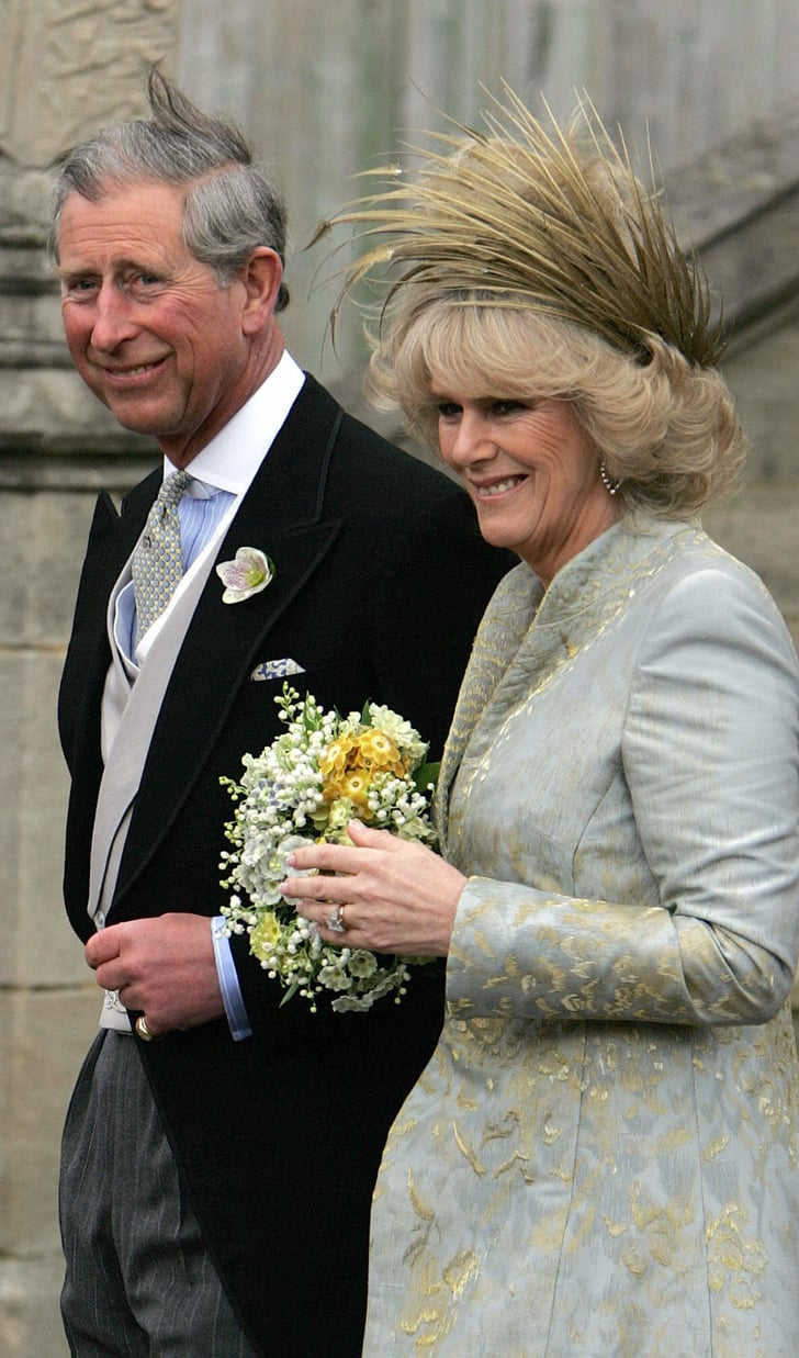 Prince Charles And Camilla Parker Bowles S Wedding 2005