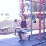 """Jillian Michaels Says This Booty Circuit Is """"Quick,"""" but It Will Leave Your Glutes Burning"""