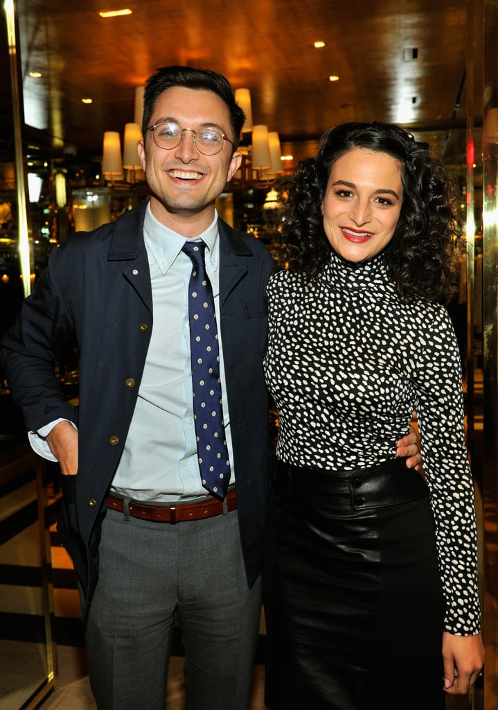 Jenny Slate and Dean Fleischer-Camp
