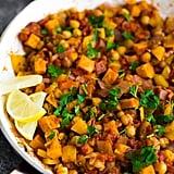 Vegan Moroccan Chickpea Skillet