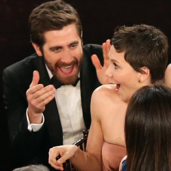 Maggie and Jake Gyllenhaal at the Golden Globes | Photos
