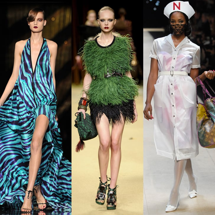 Marc Jacobs Runway Moments at Louis Vuitton