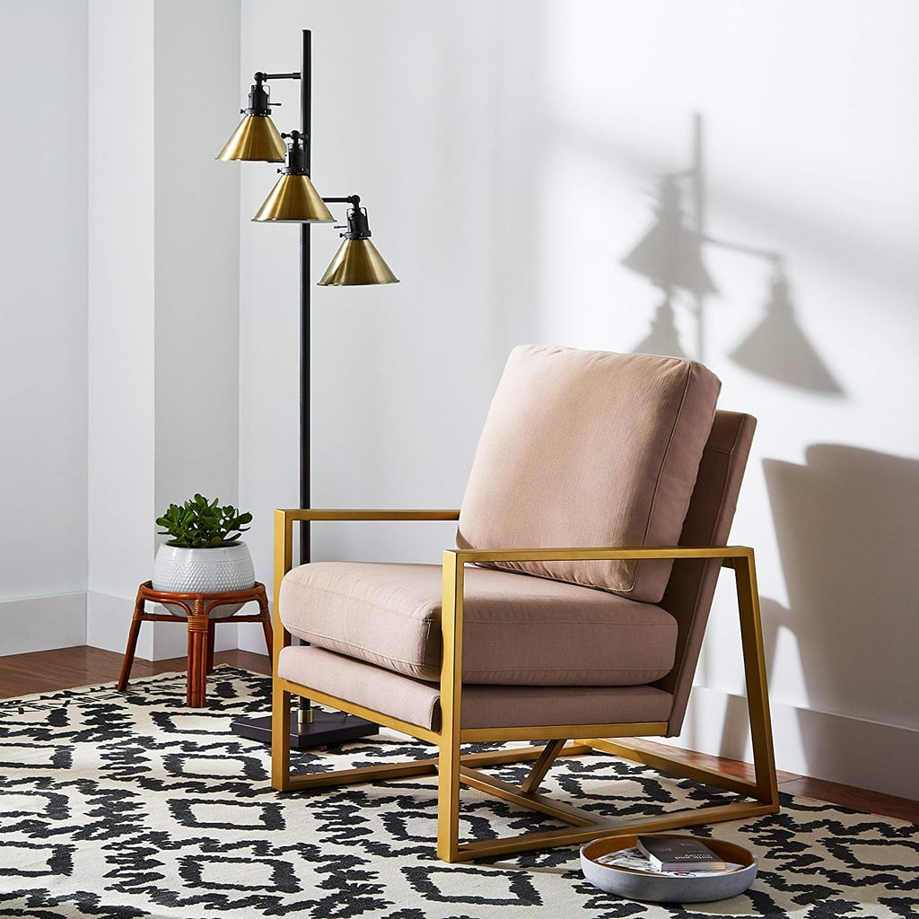 Rivet Charlotte Mid Century Modern Accent Chair Rivet Home Collection On Amazon Popsugar Home Australia Photo 15