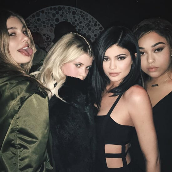 Kylie Jenner Lob Haircut Inspiration Pictures