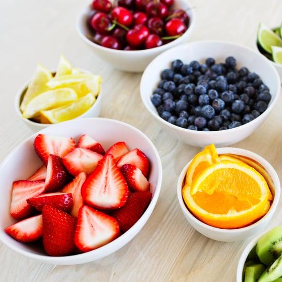 Berries With High Amounts of Antioxidants