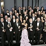 2006 BAFTA Award Winners
