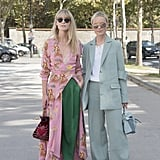 Wear It Over Palazzo Trousers