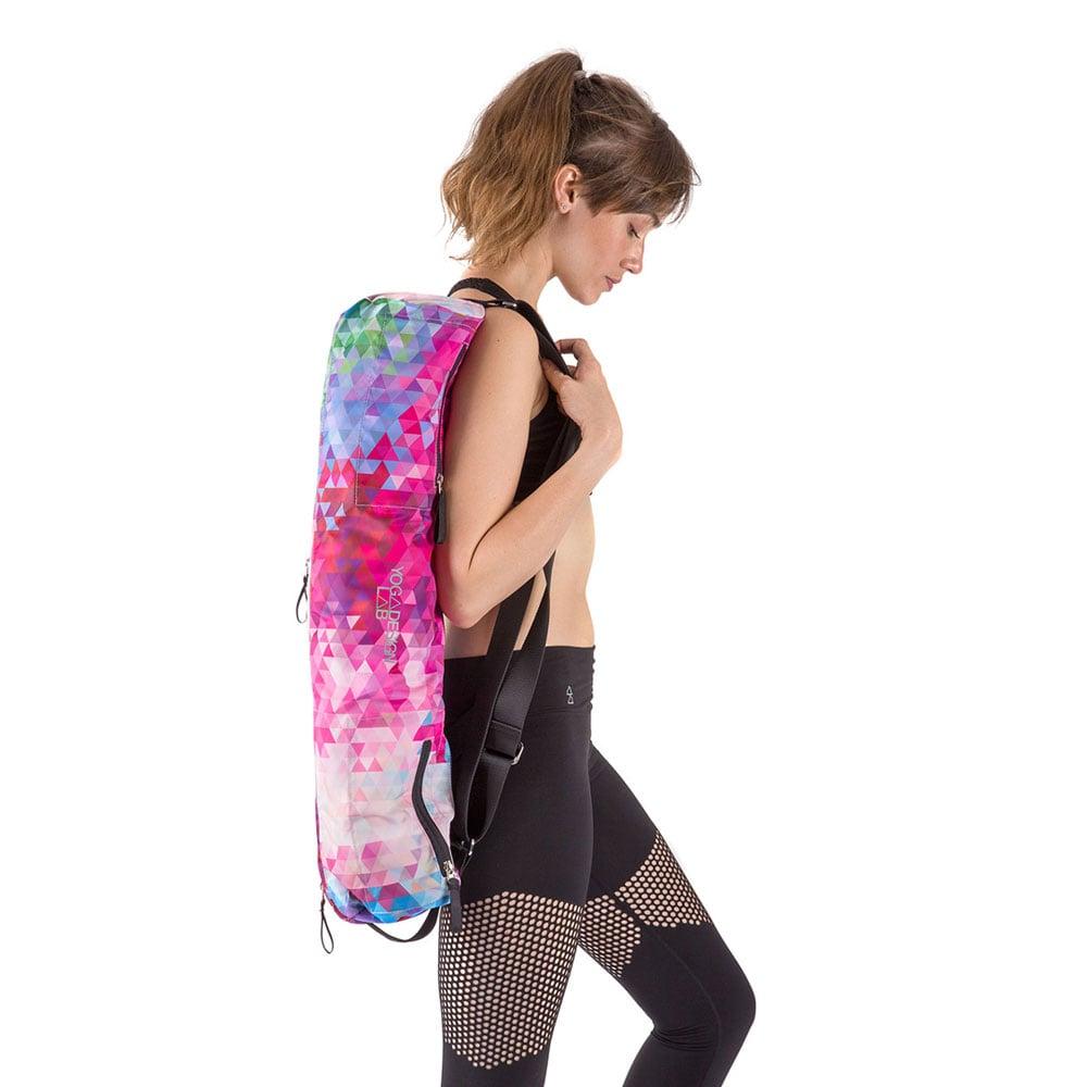 Geometric Yoga Bag