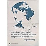 Virginia Woolf Tea Towel ($15)