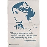 Virginia Woolf Tea Towel ($16)