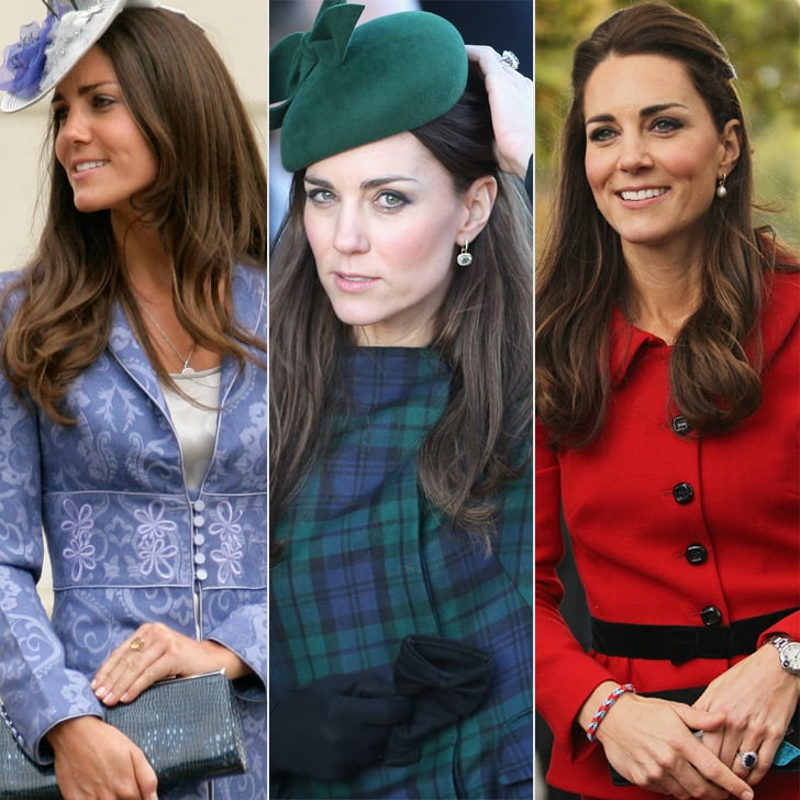 Pictures of Kate Middleton Through the Years