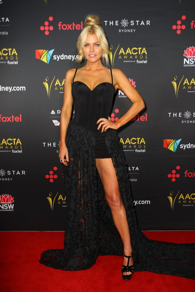 AACTA Awards Red Carpet Dresses