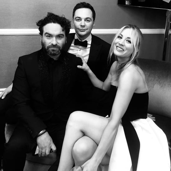 The Big Bang Theory Cast at the 2019 Golden Globes