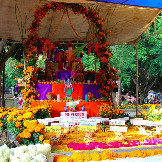Mexican Cities That Celebrate Day of the Dead