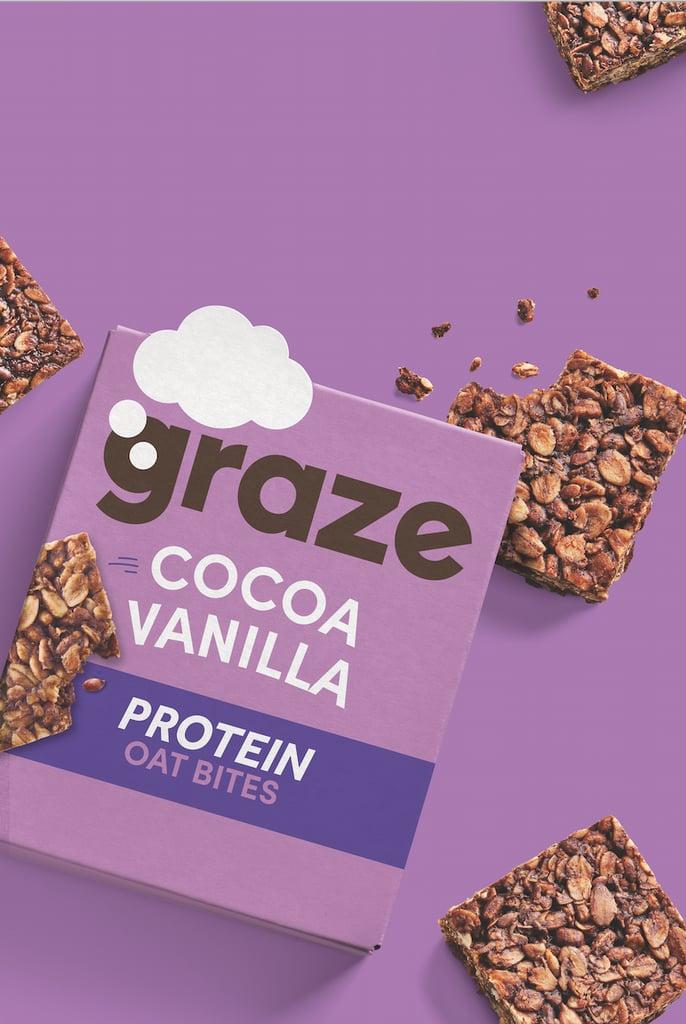 Cocoa Vanilla Protein Oat Bites