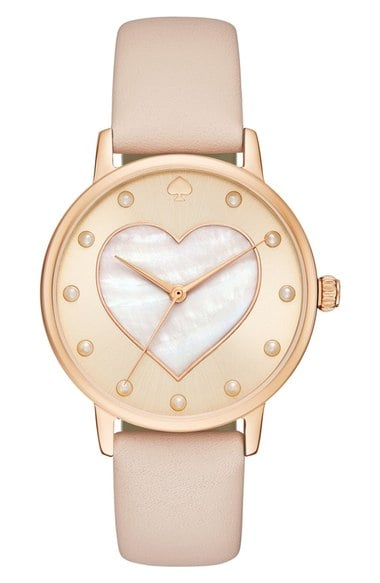 A better-than-roses timepiece