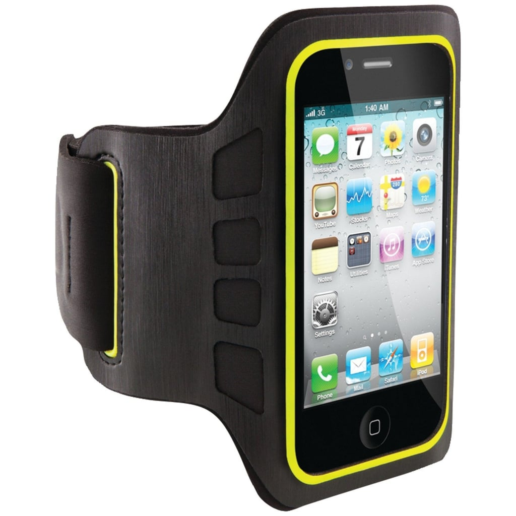 The Belkin armband ($20) promises flexibility and maximum protection both indoors and out.