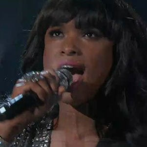 Jennifer Hudson Singing at the Oscars GIF