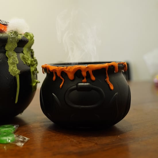 How to Make a Boiling Witch Cauldron